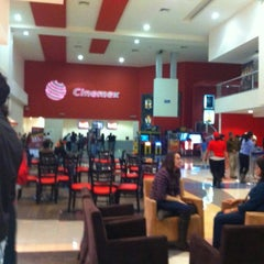 Photo taken at Cinemex by Kimberly R. on 4/5/2012