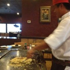 Photo taken at Shogun by Charles H. on 9/7/2012