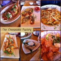 Photo taken at The Cheesecake Factory by TJ on 7/7/2012