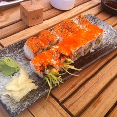 Photo taken at Sushico by Aylin G. on 5/7/2012