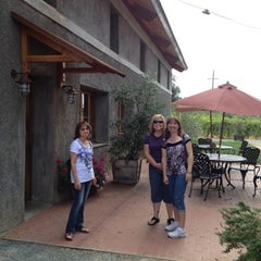 Photo taken at Borjon Winery by Jeff C. on 8/18/2012