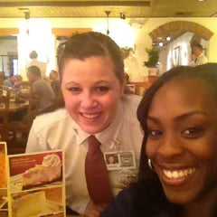 Photo taken at Olive Garden by Alicia D. on 2/27/2012