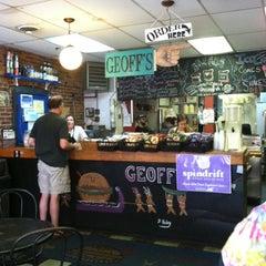 Photo taken at Geoff's Superlative Sandwiches by Will M. on 7/4/2012