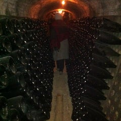 Photo taken at Caves Loxarel by Daniel G. on 2/12/2012