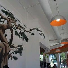 Photo taken at Ch'ava Café by Kenyadi on 8/11/2012