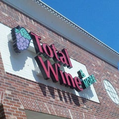 Photo taken at Total Wine & More by Jini L. on 4/12/2012