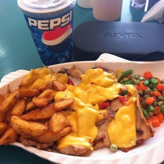 Photo taken at Fish and Chips by Francis T. on 4/9/2012