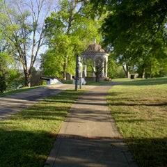 Photo taken at Columbus Historic District by Meghan R. on 6/15/2012