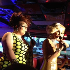 Photo taken at Bananas Modern American Diner by Anil S. on 4/18/2012