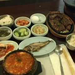 Photo taken at My Tofu House by Colin G. on 6/4/2012
