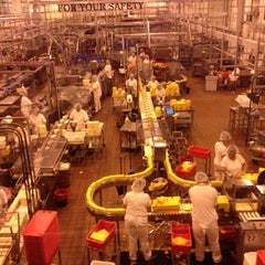 Photo taken at Tillamook Cheese Factory by Andrew on 6/30/2012