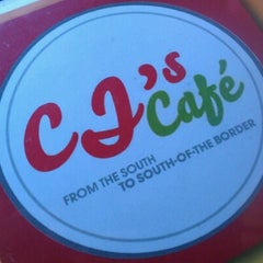 Photo taken at CJ's Cafe by Erica Y. on 6/24/2012