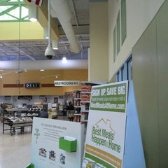 Photo taken at Publix by Cassandra B. on 3/24/2012