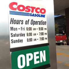 Photo taken at Costco Gasoline by Anthony V. on 8/24/2012