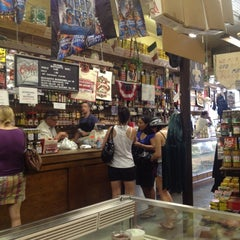 Photo taken at Central Grocery Co. by Clandestine N. on 7/26/2012