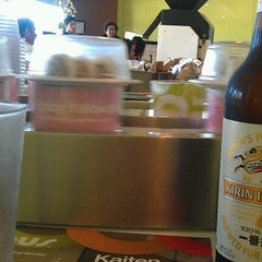 Photo taken at Sushilicious by samantha d. on 6/15/2012