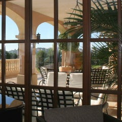 Photo taken at The St. Regis Mardavall Mallorca Resort by Expreso on 2/26/2012