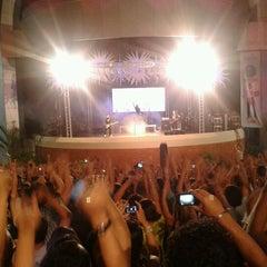 Photo taken at Virada Cultural - Ponta Negra by Eryck C. on 5/27/2012