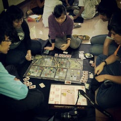 Photo taken at Fakultas Bisnis Telekomunikasi dan Media by Setiawan H. on 4/16/2012