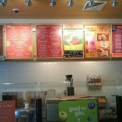 Photo taken at Jamba Juice by Corey P. on 7/2/2012