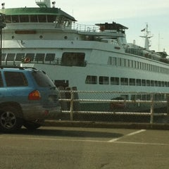 Photo taken at Seattle Ferry Terminal by Richard M. on 2/27/2012