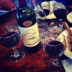 Photo taken at La Buvette Wine & Grocery by Chris H. on 8/12/2012