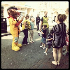 Photo taken at Weymouth Town Centre by Rasmus J. on 8/3/2012