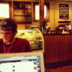 Photo taken at Quills Coffee by Luke H. on 4/30/2012