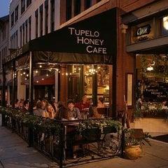 Photo taken at Tupelo Honey Cafe by Kathleen K. on 8/16/2012
