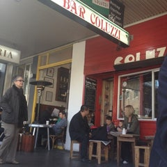 Photo taken at Coluzzi Bar by Meissy K. on 8/4/2012