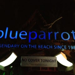 Photo taken at The Blue Parrot Beach Club by Rafa L. on 4/30/2012