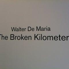 Photo taken at The Broken Kilometer by Jorge O. on 2/23/2012