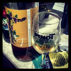 Photo taken at Pinot Boutique by Lesley M. on 9/2/2012