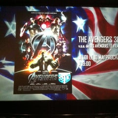 Photo taken at Cinéma 9 Carrefour Du Nord by Stive T. on 5/5/2012
