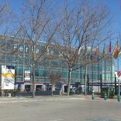 Photo taken at IFEMA (Feria de Madrid) by Monica G. on 3/9/2012