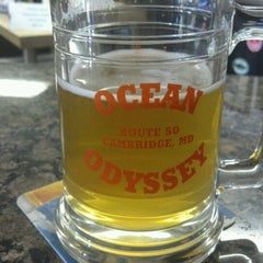 Photo taken at Ocean Odyssey by Bryant H. on 6/16/2012