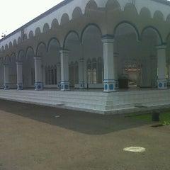 Photo taken at Pondok Pesantren Darul Muttaqien by Ovia W. on 7/10/2012
