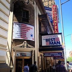 Photo taken at Gerald Schoenfeld Theatre by brandy L. on 7/25/2012