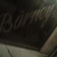 Photo taken at Barney's by Tania S. on 2/26/2012