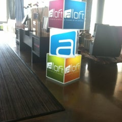 Photo taken at Aloft Washington National Harbor by Madisyn on 8/11/2012