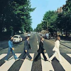 Photo taken at Abbey Road Crossing by Brian A. on 8/7/2012
