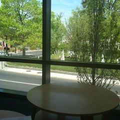 Photo taken at Princeton Public Library by Monica B. on 4/20/2012