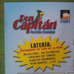 Photo taken at Don Capitán San Mateo by Rodrigo R. on 7/28/2012