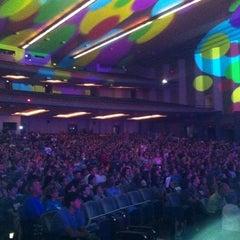 Photo taken at Elliott Hall of Music (ELLT) by Daniel H. on 7/12/2012