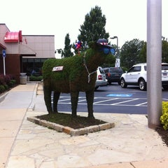 Photo taken at Chick-fil-A by Brian A. on 6/25/2012