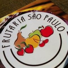 Photo taken at Frutaria São Paulo by Ricardo S. on 3/4/2012