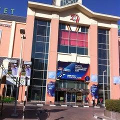 Photo taken at Lulu Hypermarket مركز اللولو by Januar S. on 3/10/2012