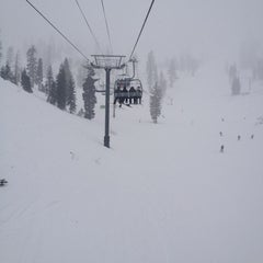 Photo taken at Alpine Meadows Ski Resort by daisy b. on 3/1/2012
