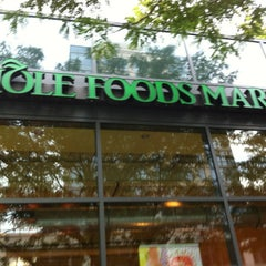 Photo taken at Whole Foods Market by Monica V. on 7/21/2012