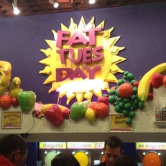 Photo taken at Fat Tuesday by Paul V. on 6/8/2012